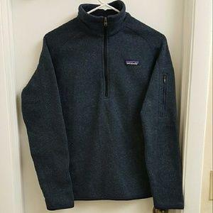😍 Patagonia better sweater fleece jacket size M